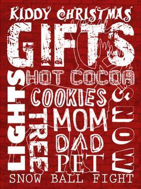 Kiddy Christmas by Sheldon Lewis