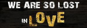 Lost In Love by Sheldon Lewis