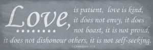 Love Is Patient 1 by Sheldon Lewis