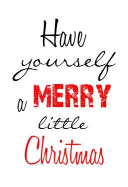Merry Little by Sheldon Lewis