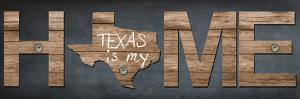 My Home Texas by Sheldon Lewis