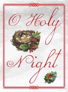 O Holy Night by Sheldon Lewis