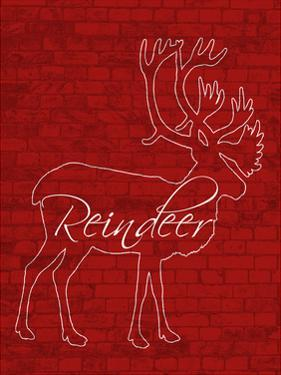 Reindeer by Sheldon Lewis