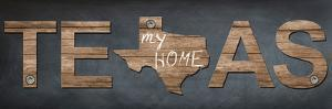 Texas My Home by Sheldon Lewis