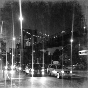 Travel To Brooklyn Bridge by Sheldon Lewis
