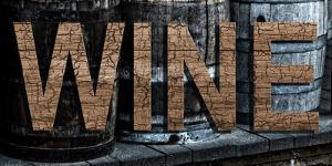 Vintage Wine 2 by Sheldon Lewis