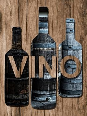 Wine Cellar 1 by Sheldon Lewis