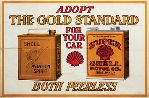 Shell-Adopt the Gold Standard
