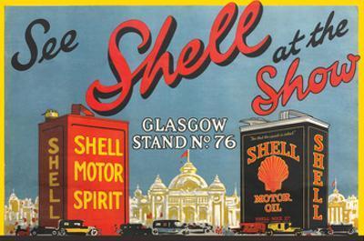 Shell Glasgo Stand No. 76