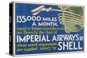 Shell Imperial Airways Fleet