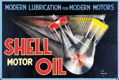 Shell Modern Lubrication