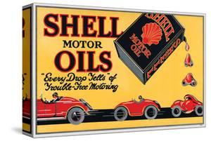 Shell Motor Oils-Every Drop