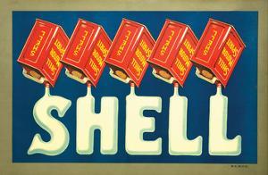 Shell Motor Spirit