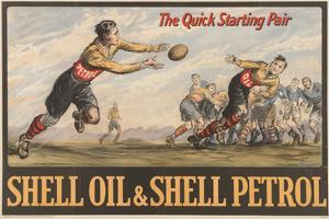 Shell Oil & Shell Petrol