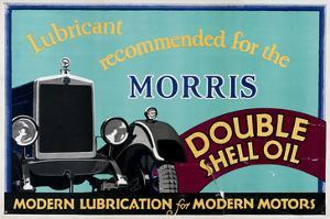 Shell Recommended for Morris