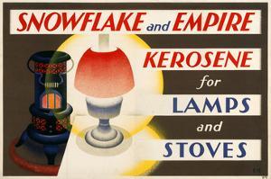 Shell Snowflake Kerosene