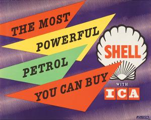 Shell the Most Powerful Petrol