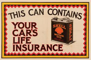 Shell Your Car's Lifeinsurance