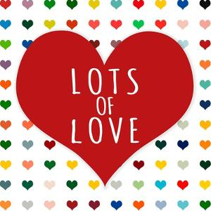 Lots of Love by Shelley Lake