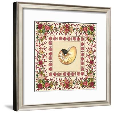 Shells 1--Framed Art Print