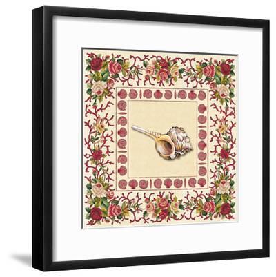 Shells 4--Framed Art Print