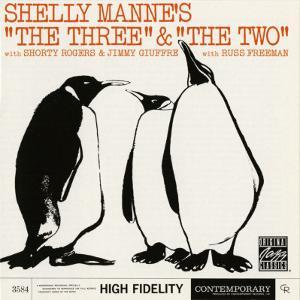 """Shelly Manne, """"The Three"""" and """"The Two"""""""