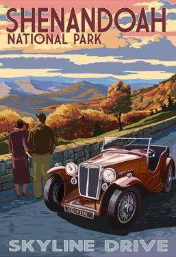 Shenandoah National Park, Virginia - Skyline Drive
