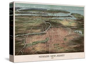 Newark, New Jersey, 1916 by Shepherd