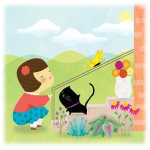 Kitten and Me - Humpty Dumpty by Sheree Boyd