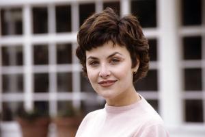 """SHERILYN FENN. """"Twin Peaks"""" [1990], directed by DAVID LYNCH."""