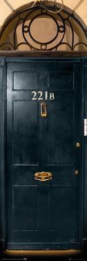 Sherlock - 221b Door