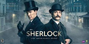 Sherlock- Abominable Bride (Landscape)