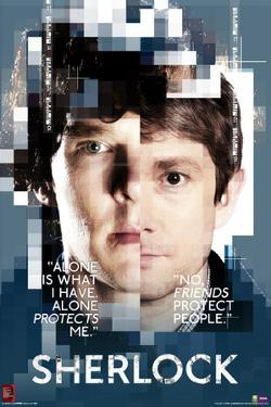 Sherlock - Faces