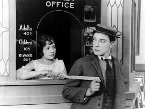 Sherlock Jr., Buster Keaton, 1924