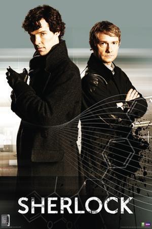 Sherlock- Sherlock And Watson