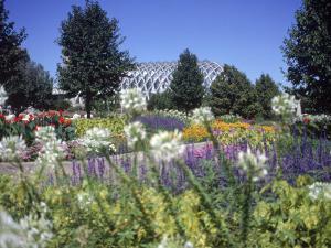 Denver Botanic Gardens, Denver, CO by Sherwood Hoffman