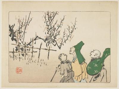 Plum Blossoms, C. 1877