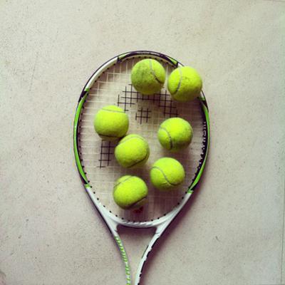 Tennis by Shilpa Harolikar