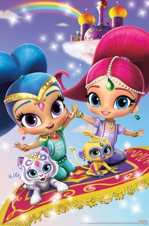 Shimmer and Shine- Key Art