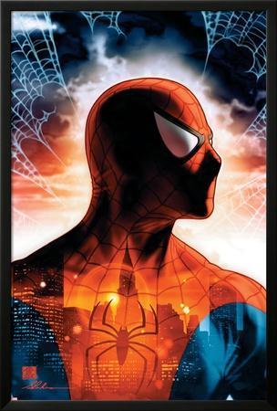 Spider- Man Unlimited No.8 Cover: Spider-Man