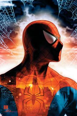 Spider- Man Unlimited No.8 Cover: Spider-Man by Shinkiro