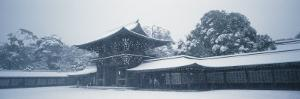 Shinto Shrine Tokyo Japan