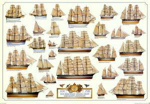 Ship Merchant Sailing Ships