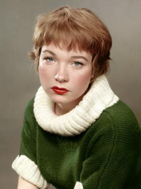Shirley Maclaine, Late 1950s