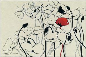 Filament de Vie III by Shirley Novak