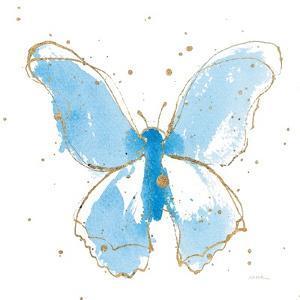 Gilded Butterflies II by Shirley Novak