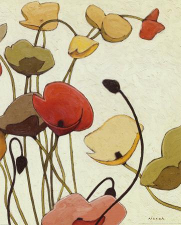 Pavots Ondule by Shirley Novak