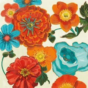 Spring Collage Vignette by Shirley Novak