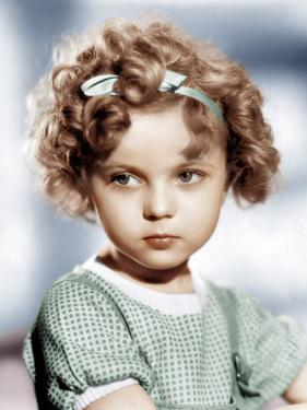 Shirley Temple, ca. 1934