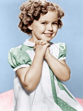 Shirley Temple, ca. 1936